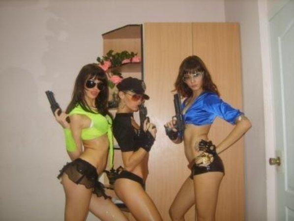 Девушки в мини шортиках вконтакте